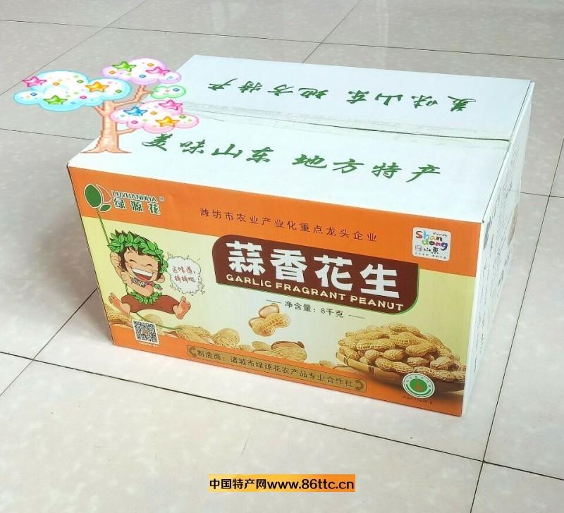 蒜香8kg箱装200gx30袋_conew8