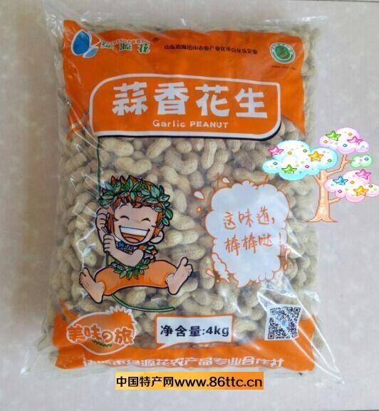 4kg蒜香花生_conew3