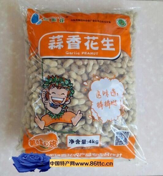 4kg蒜香花生_conew4