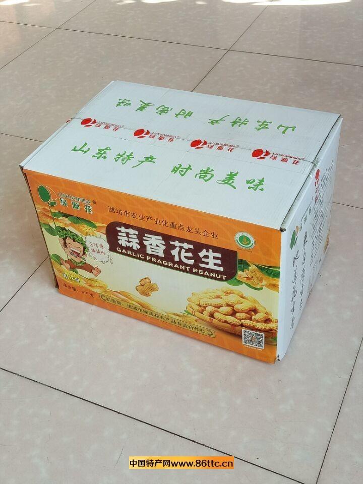 蒜香8kg箱装2kgx2袋